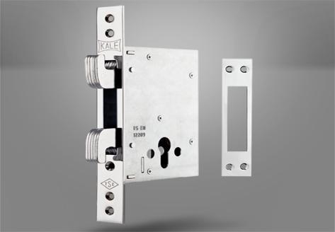 267 Çelik Kapı Gömme Silindir Modeli - Kale Kilit
