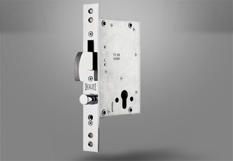 277 Çelik Kapı Gömme Silindir Modeli - Kale Kilit